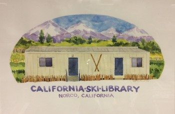 California Ski Library, Norco, CA