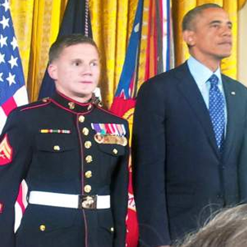 Corporal William Kyle Carpenter