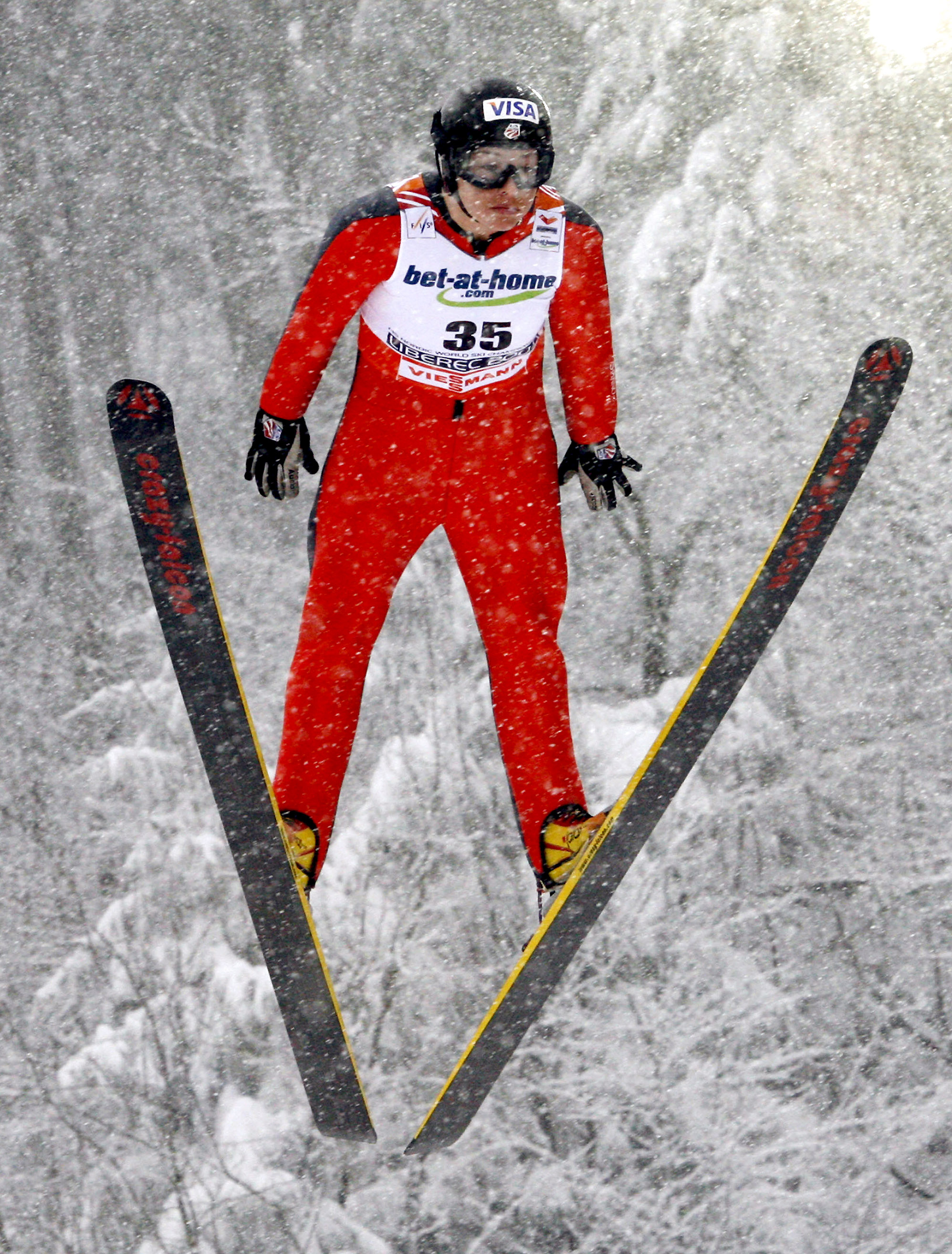 FIS Nordic World Ski Jumping Championship – Event One