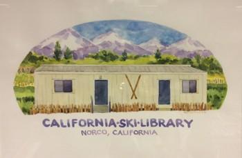 California Ski Library, Norco, CA
